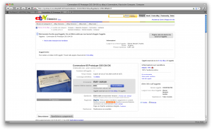 C65 (C64 DX) Commodore on Ebay