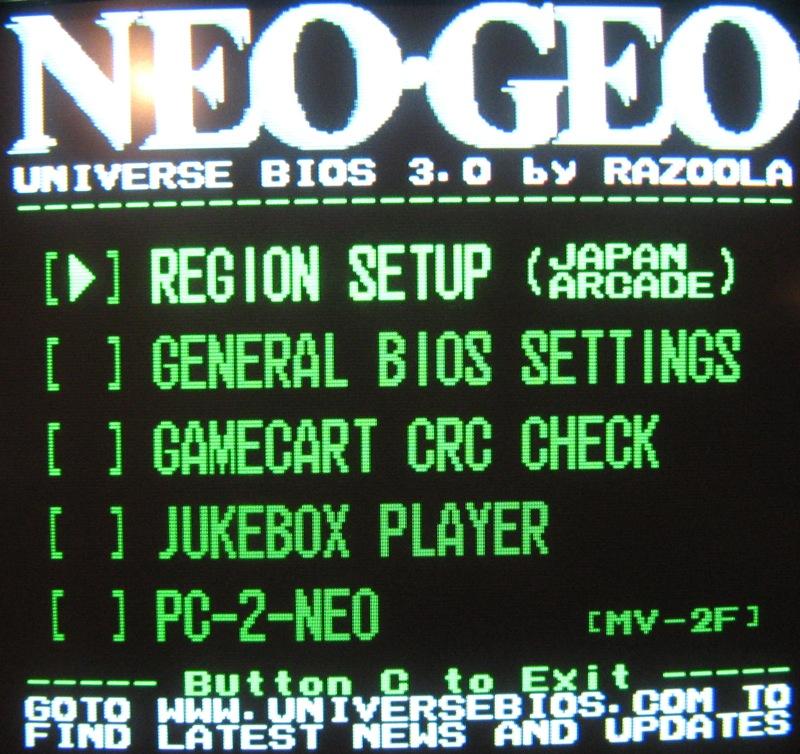 neo geo emulator linux