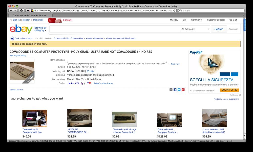 Commodore | nIGHTFALL Blog / RetroComputerMania com - Part 31