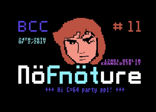 BCC #11: C64 – Official demo party results   nIGHTFALL Blog