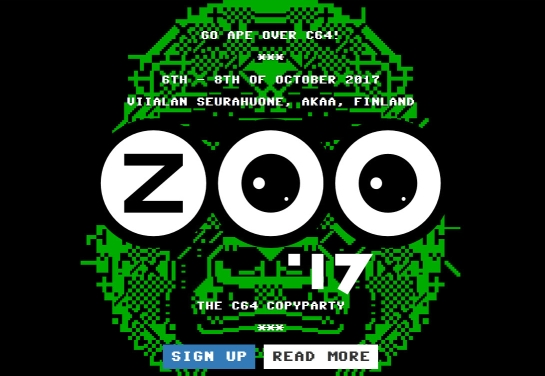 ZOO 2017: C64 – Official demo party results *UPDATED* | nIGHTFALL