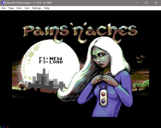 Hoxs64 Commodore 64 Emulator Updated v1 0 9 7 | nIGHTFALL Blog