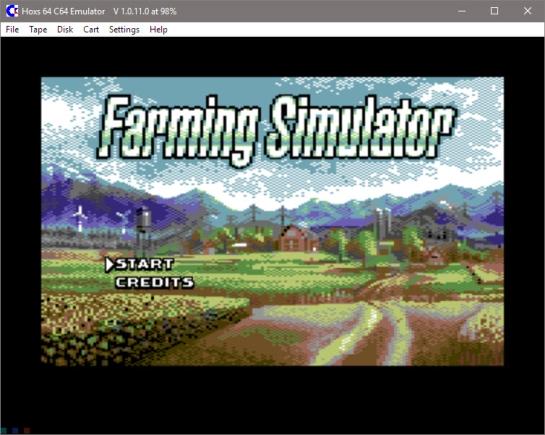 Hoxs64 Commodore 64 Emulator Updated v1 0 11 0 | nIGHTFALL Blog