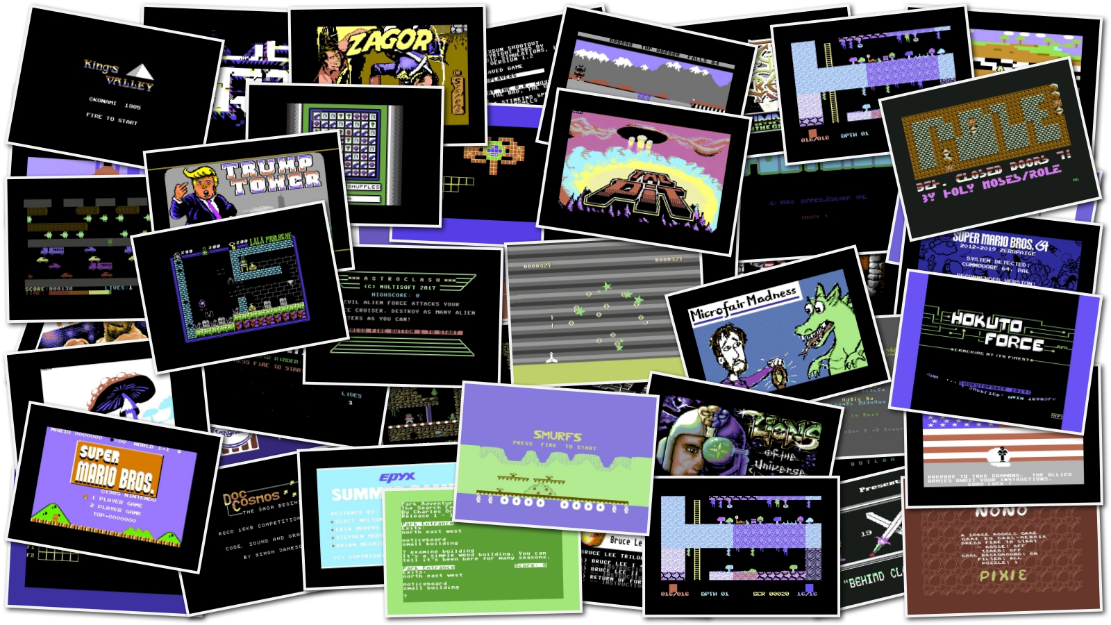C64 Big Game Pack | nIGHTFALL Blog / RetroComputerMania com